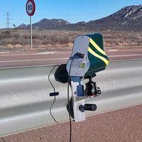 Los mini radares Velolaser, al descubierto: SocialDrive revela la ubicación de 22 dispositivos