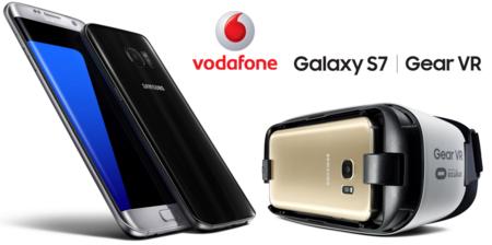 Precios Samsung Galaxy S7 y S7 edge con Vodafone