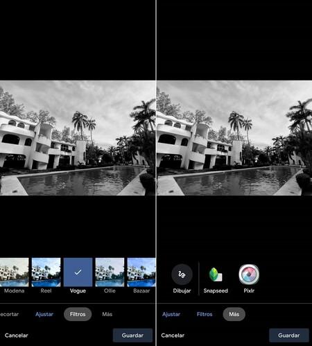 Como Usar Nuevo Editor Integrado Google Fotos