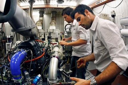 Renault aplicará la inyección directa en sus motores V6 Turbo