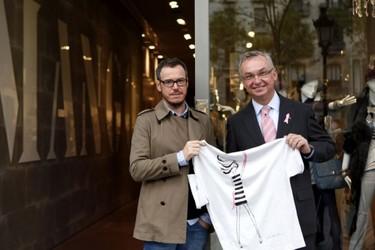 Mango cuenta con Jordi Labanda para una camiseta solidaria