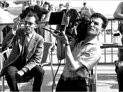 Fallece Raoul Coutard, el ojo de la 'nouvelle vague'