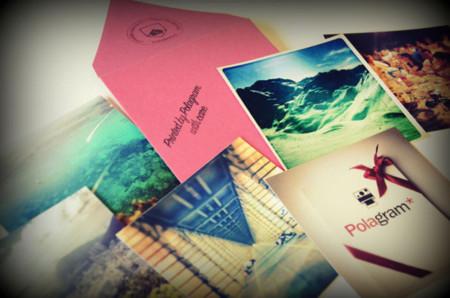 Polagram, la app que te lleva tus fotos del smartphone a casa