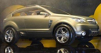 Opel Antara GTC, un SUV Coupé