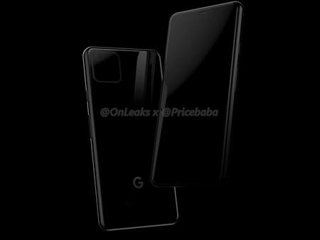El Google Pixel 4 se filtra en unos renders y deja ver algunos detalles de su diseño