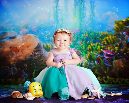 Sesion Princesas Disney Ariel