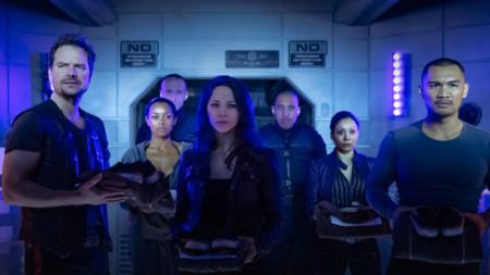 'Dark Matter' se va a una cárcel intergaláctica para su segunda temporada
