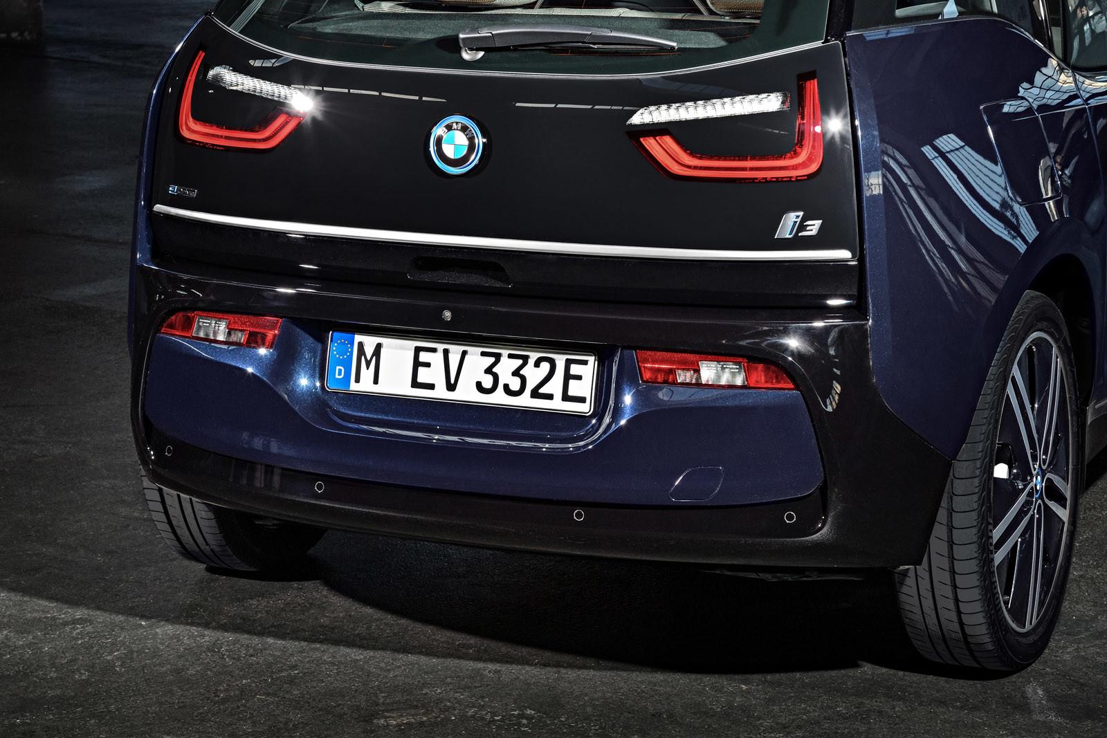 Foto de BMW i3 y i3s 2018 (52/139)