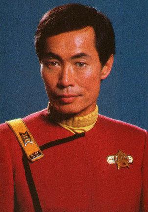 Sulu vuelve a la tele