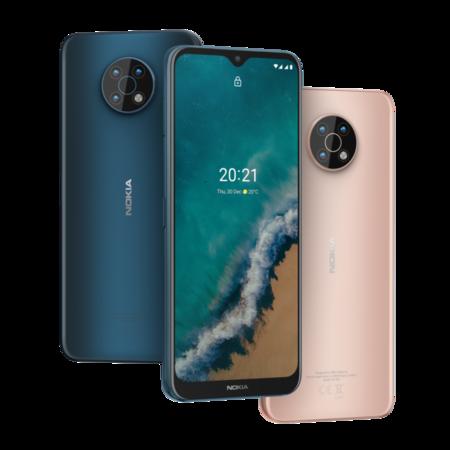 Nokia G50 Colores