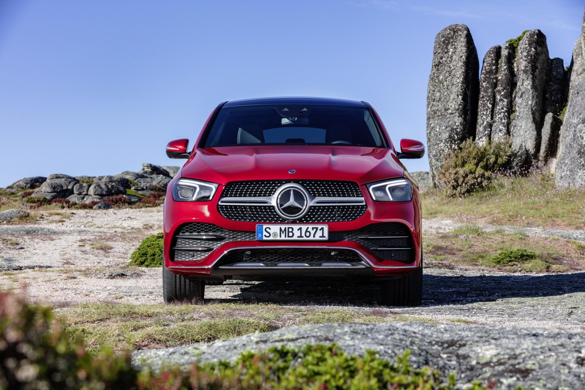 Foto de Mercedes-Benz GLE Coupé 2020 (7/52)