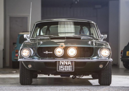 Mustang Gt500 2