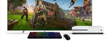 Ya puedes jugar con ratón y teclado en Xbox One. Fortnite y Warframe entre los primeros juegos compatibles