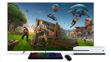 Ya Puedes Jugar Con Raton Y Teclado En Xbox One Fortnite Y Warframe