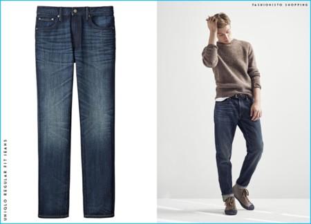 UNIQLO presenta los jeans esenciales para el otoño