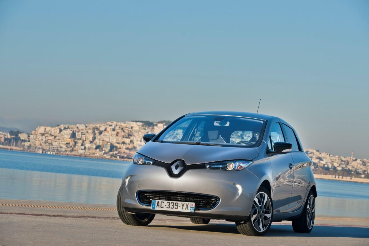 Foto de Renault ZOE (64/151)
