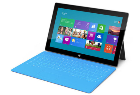 Microsoft desvela de manera accidental la existencia de su Surface Mini