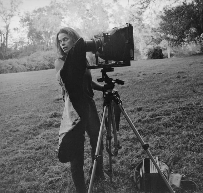 Sally Mann By Kim Rushing