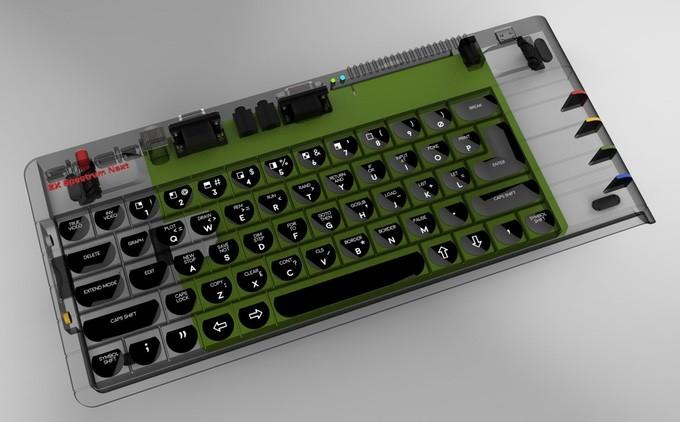 Foto de ZX Spectrum Next (1/9)