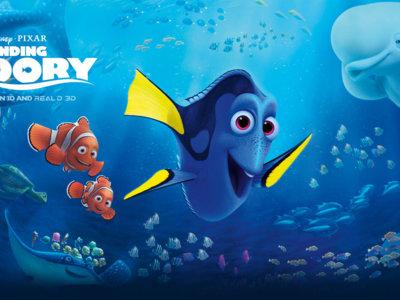 'Buscando a Dory', la película