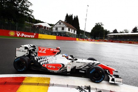 Ricciardo Spa F1 2011