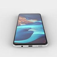 El diseño del Samsung Galaxy A71 filtrado en renders: módulo con cuádruple cámara y agujero centrado en pantalla