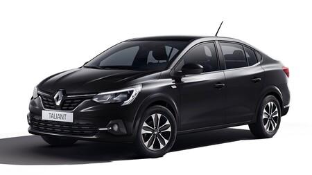 Renault Taliant 2021 Mexico