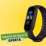 Xiaomi Mi Band 5: la pulsera deportiva más barata con la autonomía más bestial. Ahora en AliExpress Plaza por sólo 30,99 euros