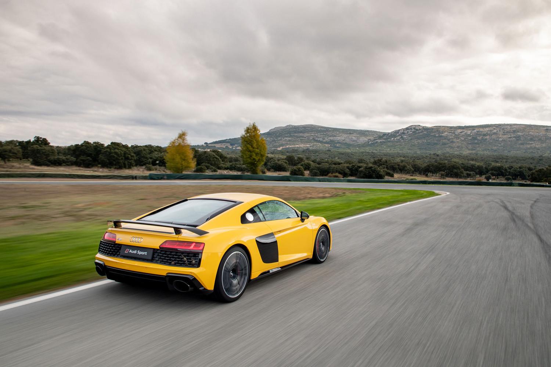 Foto de Audi R8 2019, toma de contacto (24/188)