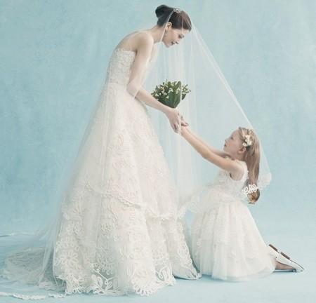 El hechizo de las grandes marcas de la alfombra roja enamora a las novias