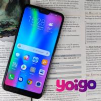 Honor 10 se pone a la venta en Yoigo desde 214 euros