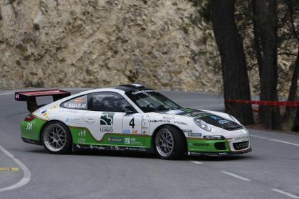 Xevi Pons estará en el Costa Brava con un Porsche