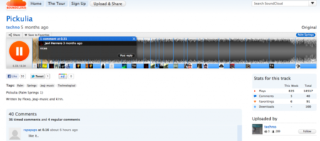 Otro golpe a Flash, Soundcloud también se pasa a HTML5