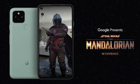 'The Mandalorian' llega a la realidad aumentada de Google en forma de app