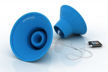Trembo Trunks, amplificadores para tus auriculares