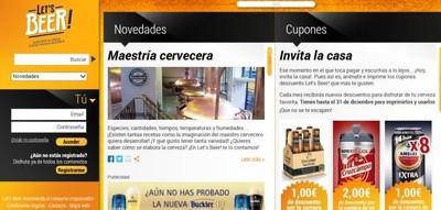 Let's Beer, 1ª plataforma española para que ahorres en cerveza