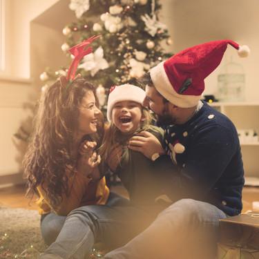 Recuérdalo: el mejor regalo de Navidad para tus hijos eres tú