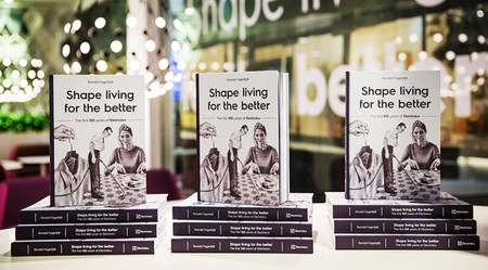 Portada Del Libro Centenario Shape Living For The Better