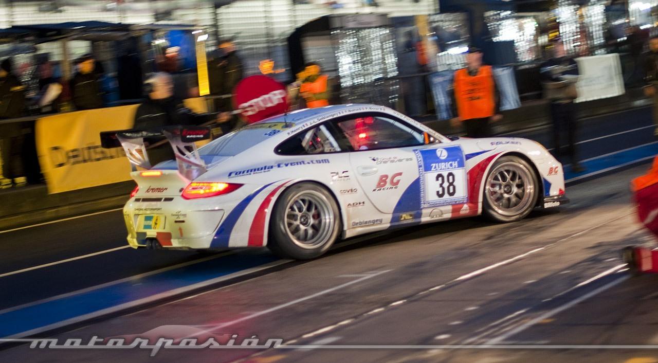 Foto de La increíble experiencia de las 24 Horas de Nürburgring (23/114)