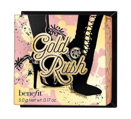 Muero de amor por el nuevo colorete de Benefit: Gold Rush