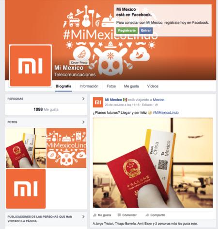 Xiaomi FB