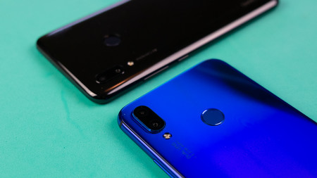 Huawei P Smart+ vs P Smart 2019