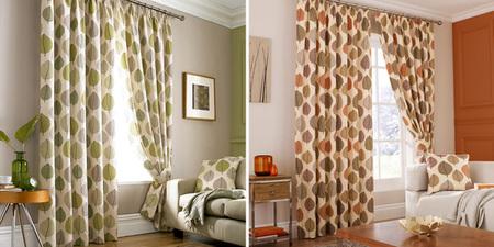 cortinas retro - 2