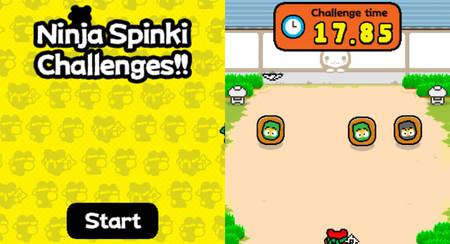 Ninja Spinki Challenges es lo nuevo del creador de Flappy Bird