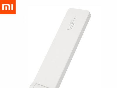Aumentar la cobertura WiFi no es caro con el Xiaomi Mi WiFi Amplifier: 6,68 euros