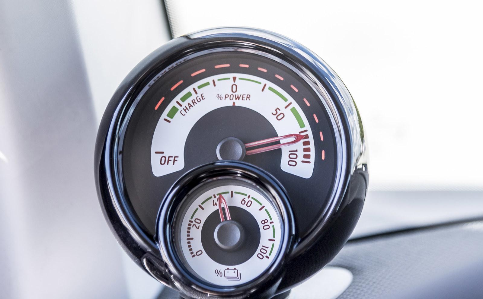 Foto de smart fortwo Electric Drive, toma de contacto (158/313)