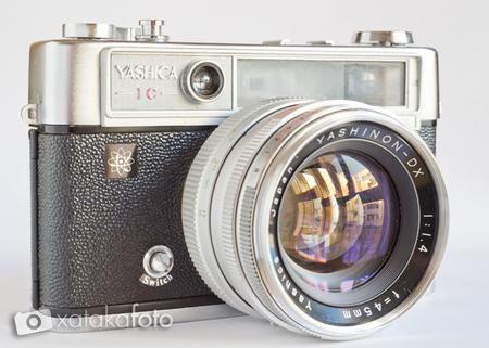 fotometro yashica linx14e