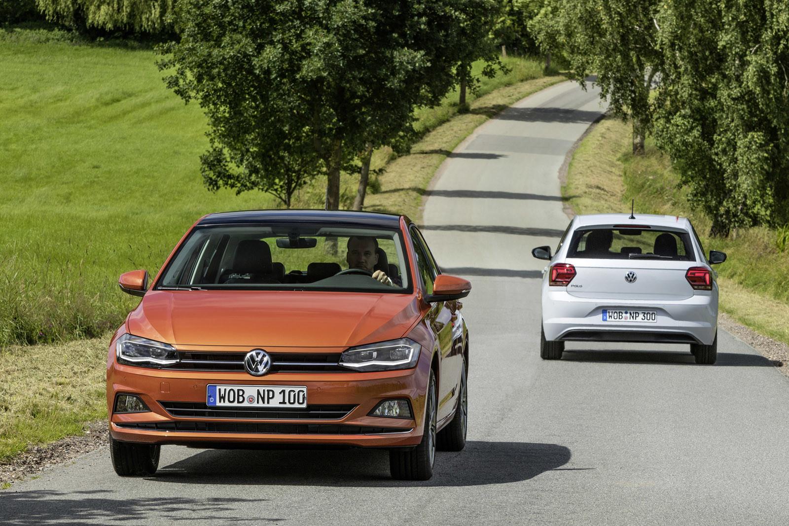 Foto de Volkswagen Polo 2018, toma de contacto (46/59)