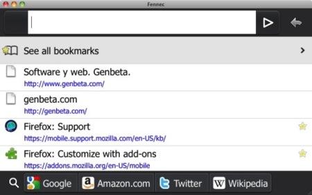 Fennec, la versión de Firefox para móviles, alcanza la versión RC1