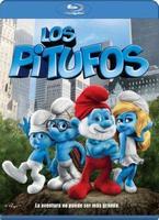 Estrenos DVD y Blu-ray   25 de noviembre   Pitufos y Kung Fu Panda para ver en el salón con los peques